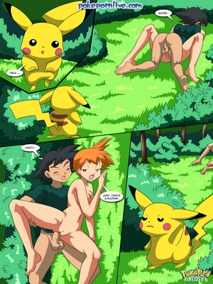 A Midsummer Afternoon 13 and Pokemon Comic Porn