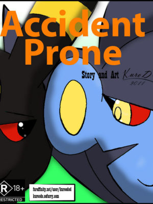 Accident Prone Pokemon Comic Porn
