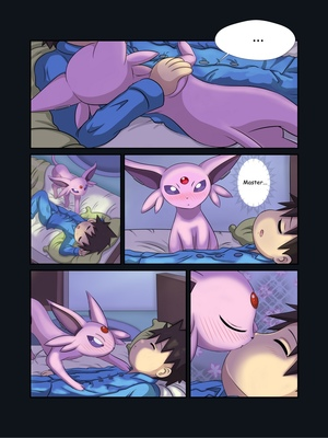 17 and Pokemon Comic Porn