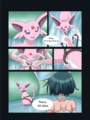 54 and Pokemon Comic Porn
