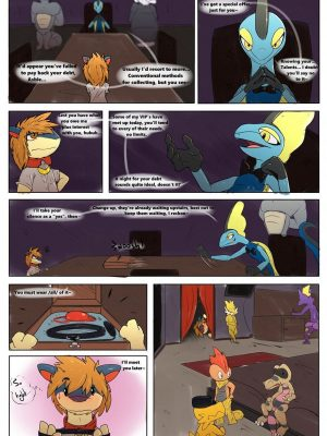 An Act Of Kindness 1 and Pokemon Comic Porn