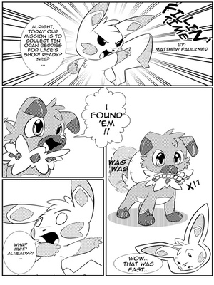 Filin' Time 2 and Pokemon Comic Porn
