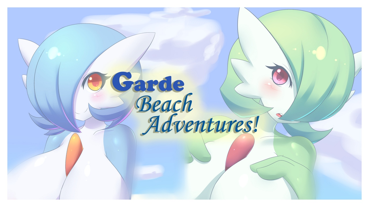 Garde Beach Adventures Pokemon Comic Porn