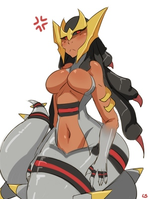 Giratina 1 and Pokemon Comic Porn