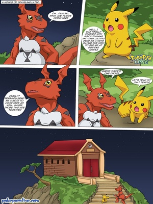 Girls Come To Play 2 and Pokemon Comic Porn