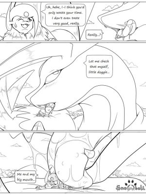 Going Into A God 4 and Pokemon Comic Porn