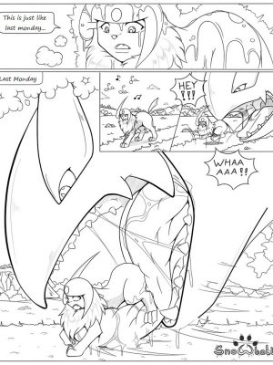 Going Into A God 7 and Pokemon Comic Porn