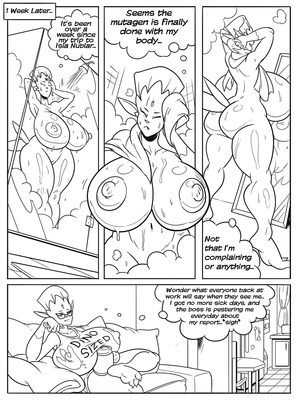 13 and Pokemon Comic Porn