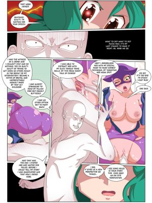 Justice Will Be Served 4 6 and Pokemon Comic Porn
