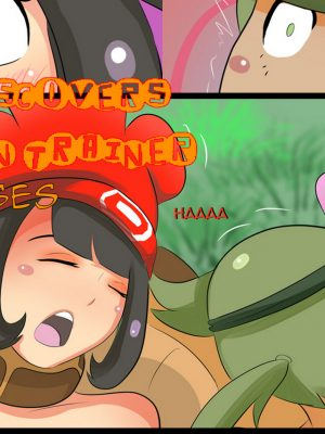 Kaa Discovers Pokemon Trainers 1 1 and Pokemon Comic Porn