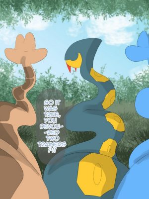 Kaa Discovers Pokemon Trainers 2 Pokemon Comic Porn