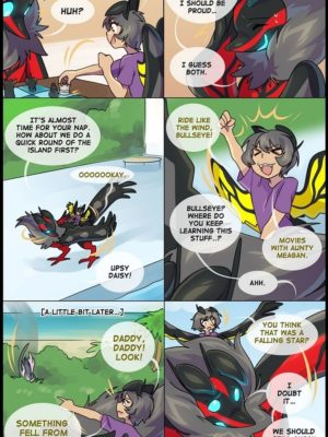 Lena And Shamrock's Love Night Pokemon Comic Porn