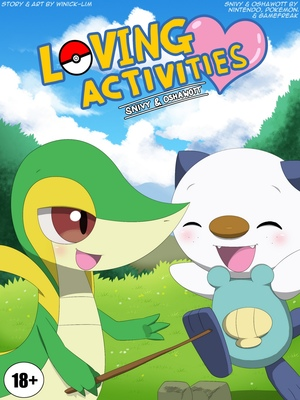 Loving Activities 1 and Pokemon Comic Porn