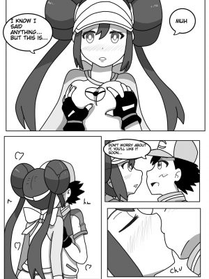 Mei's Mistake 5 and Pokemon Comic Porn