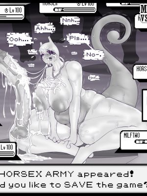 Milftwo X Horsex 3 16 and Pokemon Comic Porn