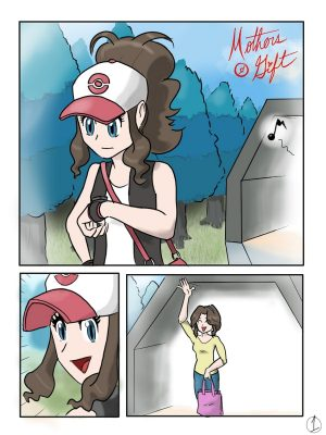 Mother's Gift Pokemon Comic Porn