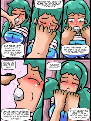Nurse Joy's Special Treatment 2 5 and Pokemon Comic Porn