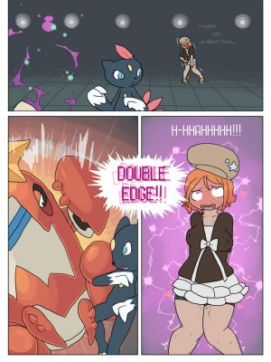 Payback Pokemon Comic Porn