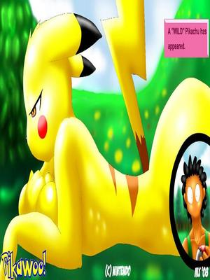 Pikawoo 2 and Pokemon Comic Porn