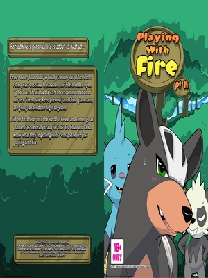 Playing With Fire Part 2 1 and Pokemon Comic Porn