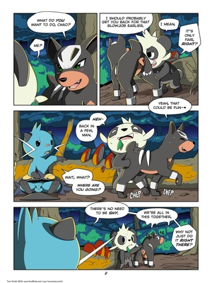 Playing With Fire Part 2 6 and Pokemon Comic Porn