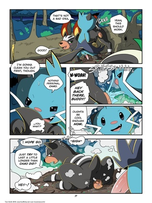 Playing With Fire Part 2 21 and Pokemon Comic Porn