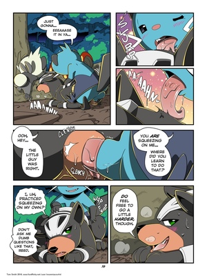Playing With Fire Part 2 23 and Pokemon Comic Porn