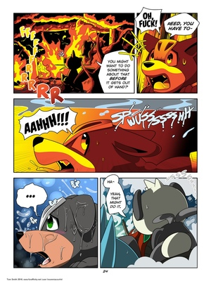 Playing With Fire Part 2 28 and Pokemon Comic Porn