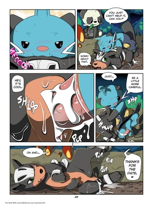 Playing With Fire Part 2 29 and Pokemon Comic Porn