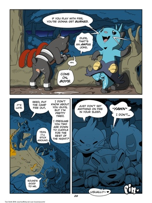 Playing With Fire Part 2 32 and Pokemon Comic Porn