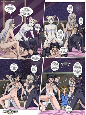 Rika And Renamon's Blues 90 and Pokemon Comic Porn