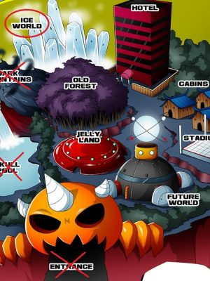 Super Special Halloween 2015 Pokemon Comic Porn