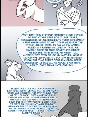 Tales From Silverstar Town 1 - Lost 40 and Pokemon Comic Porn