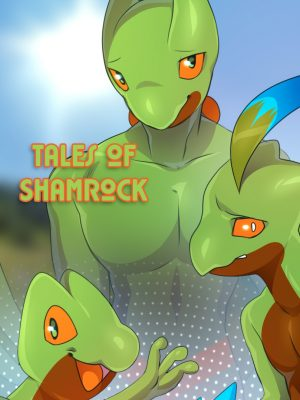 Tales Of Shamrock Pokemon Comic Porn