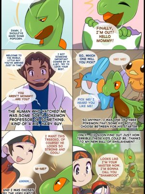 Tales Of Shamrock 5 and Pokemon Comic Porn