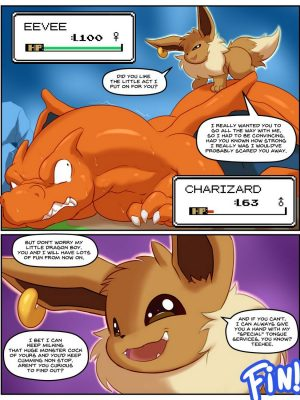 The Best In Town Pokemon Comic Porn
