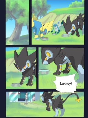 The Foundation Pokemon Comic Porn