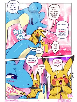 The Mouse Hole 15 and Pokemon Comic Porn