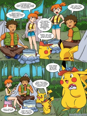 The New Adventures Of Ashchu 1 8 and Pokemon Comic Porn