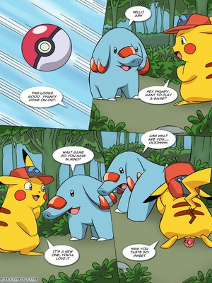 The New Adventures Of Ashchu 1 9 and Pokemon Comic Porn