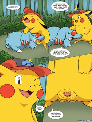 The New Adventures Of Ashchu 1 11 and Pokemon Comic Porn
