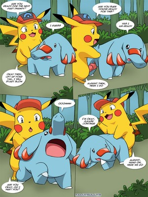 The New Adventures Of Ashchu 1 12 and Pokemon Comic Porn