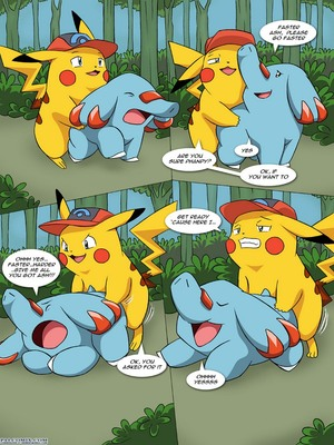 The New Adventures Of Ashchu 1 13 and Pokemon Comic Porn