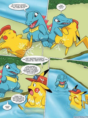 The New Adventures Of Ashchu 1 20 and Pokemon Comic Porn