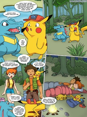 The New Adventures Of Ashchu 1 21 and Pokemon Comic Porn