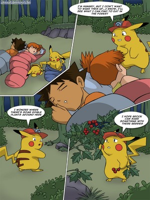 The New Adventures Of Ashchu 1 22 and Pokemon Comic Porn