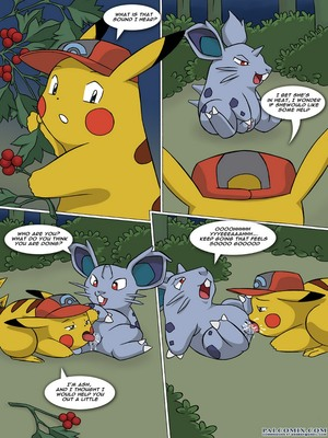 The New Adventures Of Ashchu 1 23 and Pokemon Comic Porn
