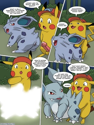 The New Adventures Of Ashchu 1 26 and Pokemon Comic Porn