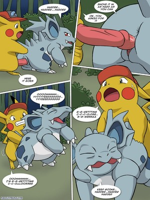 The New Adventures Of Ashchu 1 27 and Pokemon Comic Porn