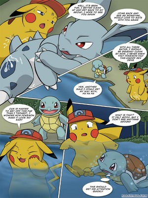 The New Adventures Of Ashchu 1 29 and Pokemon Comic Porn